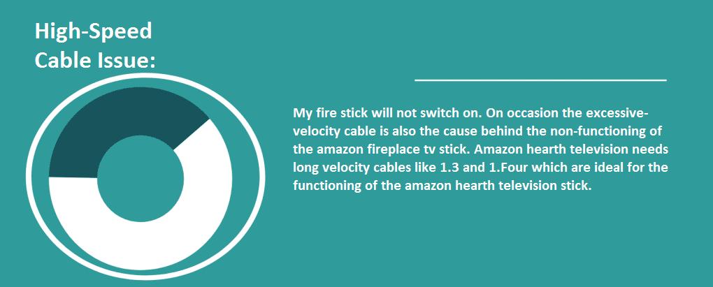 firestick help for turn on