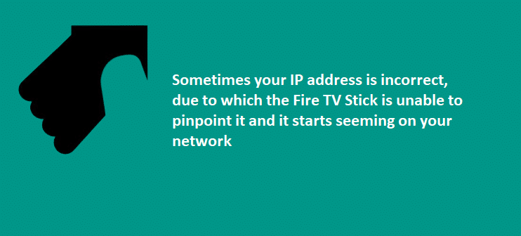 Correct Your IP